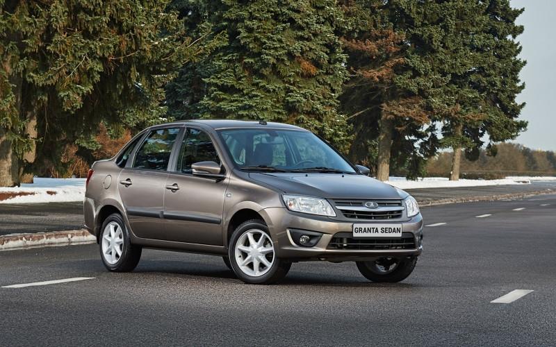 Лада Granta вернулась на рынок автомобилей государства Украины