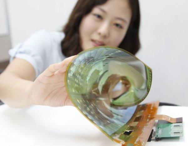 LG представила гибкий и прозрачный OLED-дисплей диагональю 77 дюймов