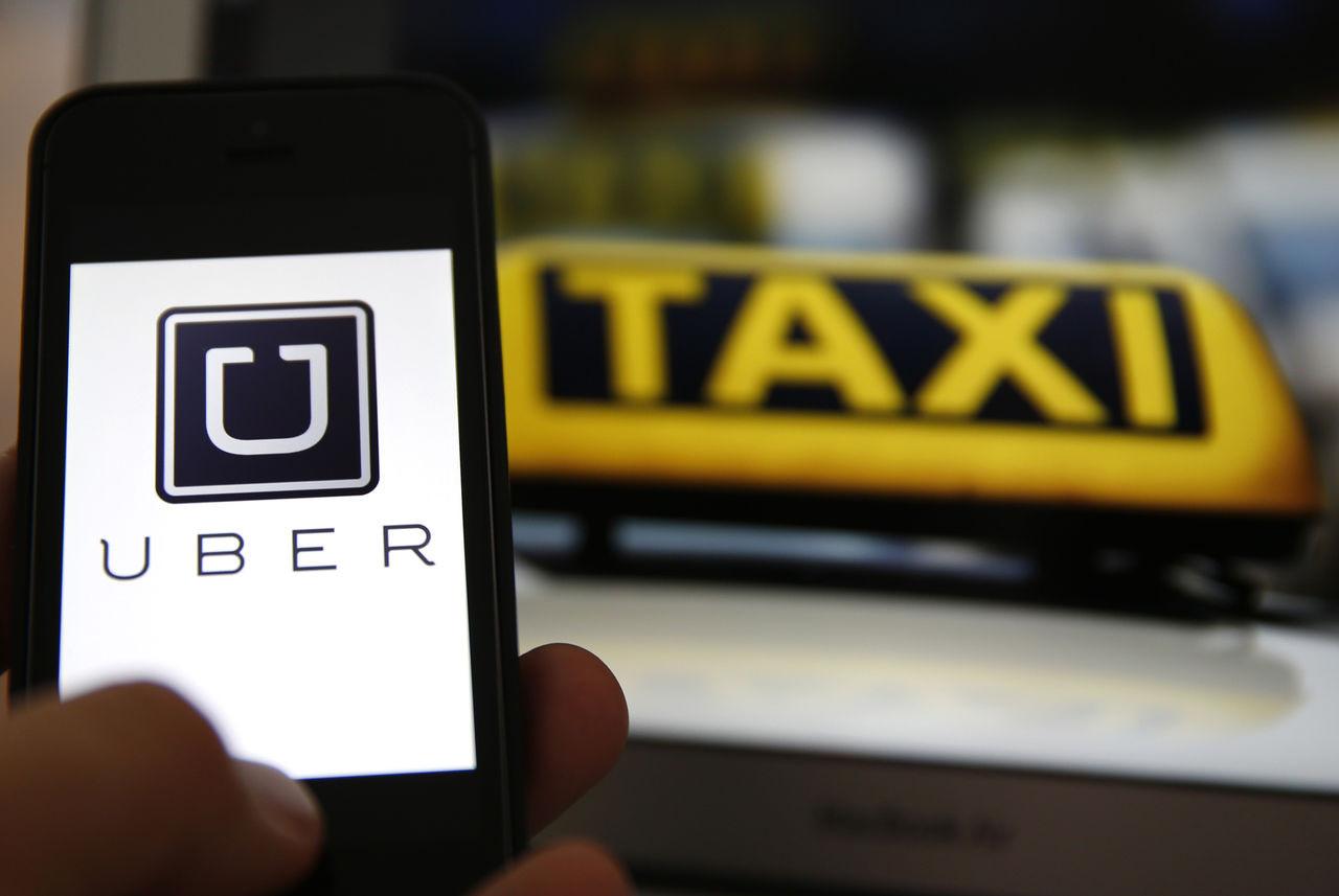 Uber изменил схему ценообразования в российской столице из-за пробок
