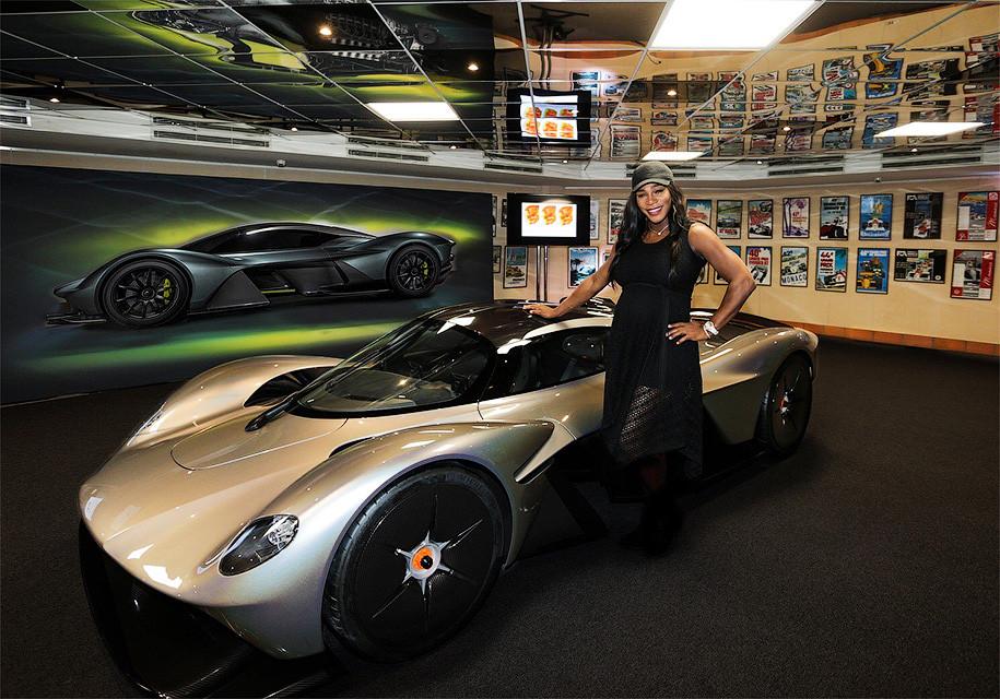 У гиперкара Aston Martin будет больше лошадиных сил, чем килограммов