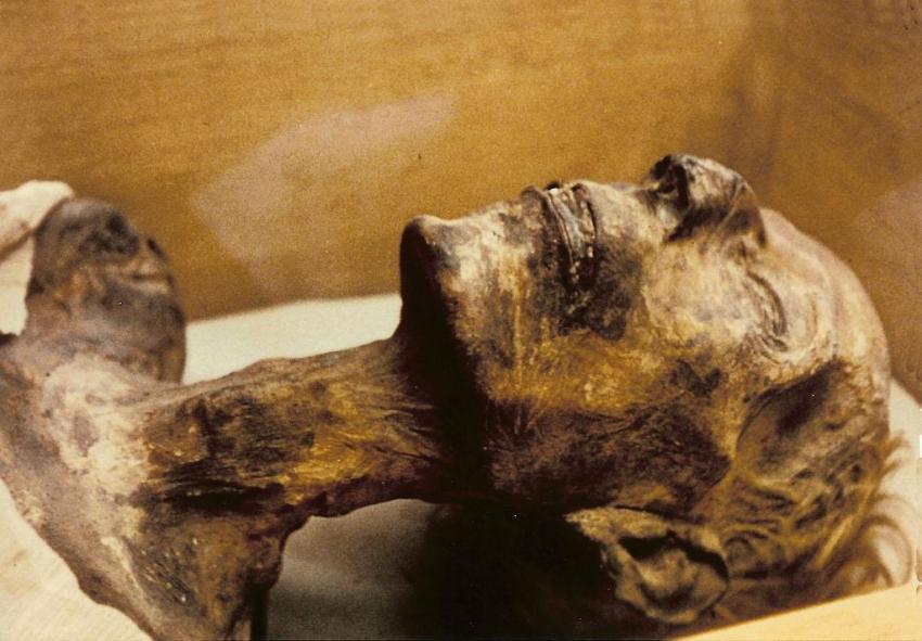 ВПеру обнаружили мумию-инопланетянина