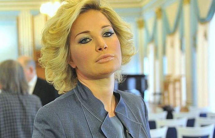 Максакова: Яотомщу засмерть мужа «гуманитарной» местью