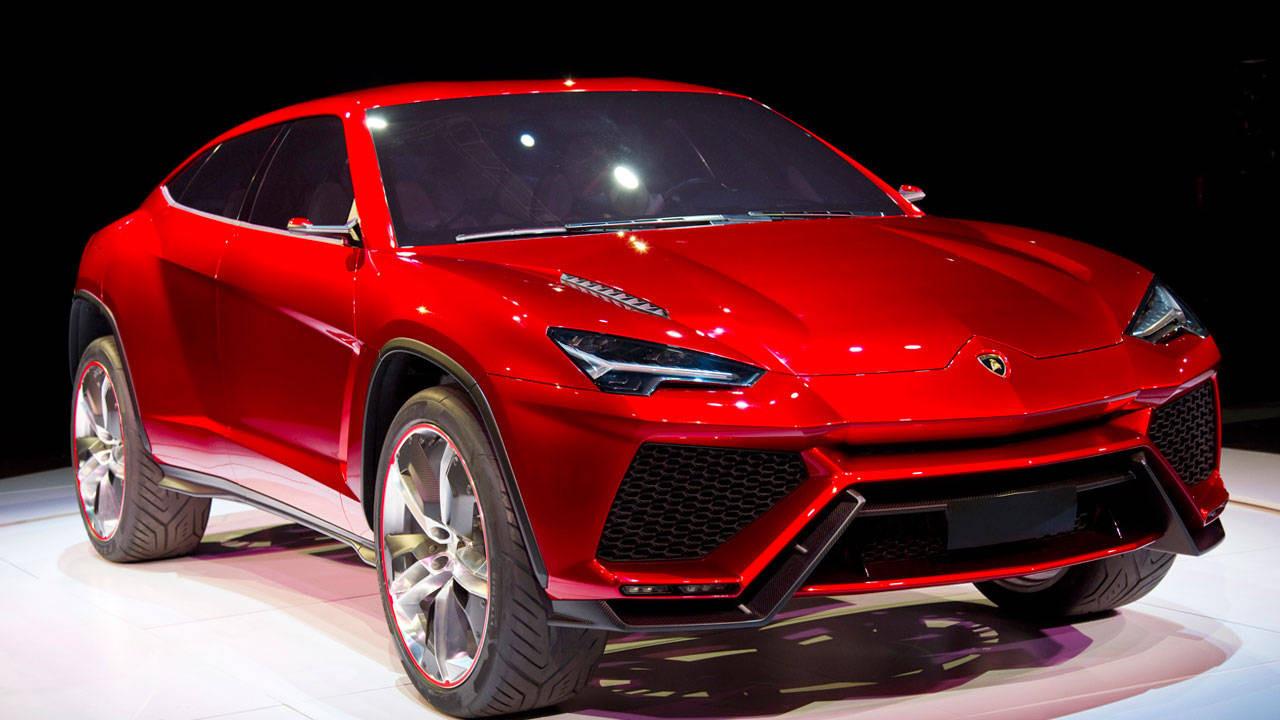 Четырехместный суперкар Lamborghini выйдет не 2025г.