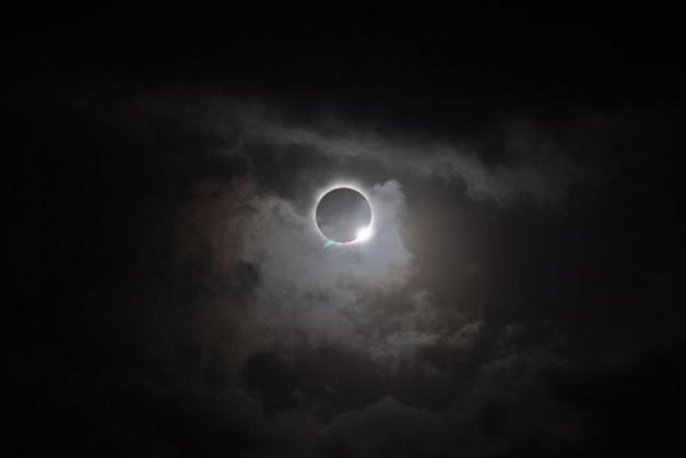 NASA проведет прямую трансляцию солнечного затмения