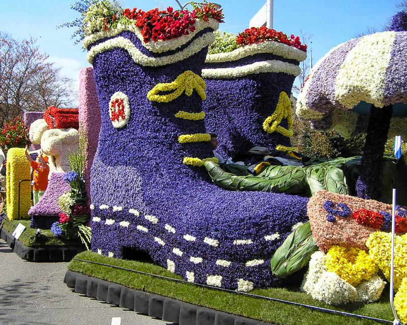 В «Музеоне» состоится Международный фестиваль цветов исадов
