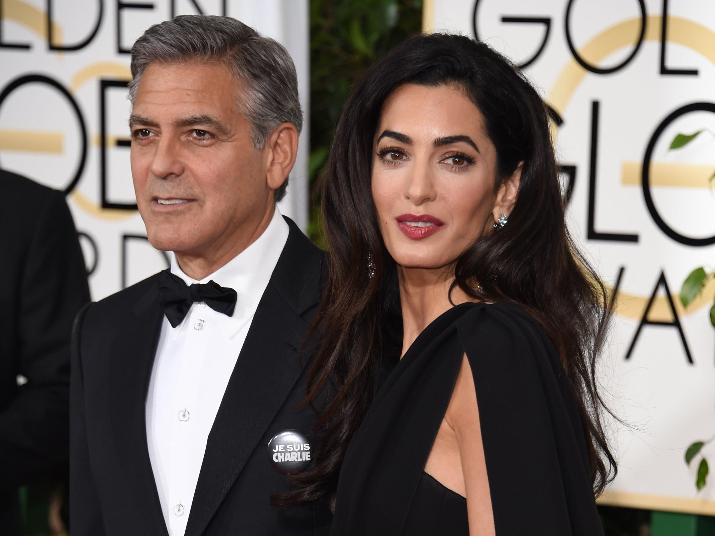 Муж Синди Кроуфорд поведал накого похожи дети Джорджа Клуни