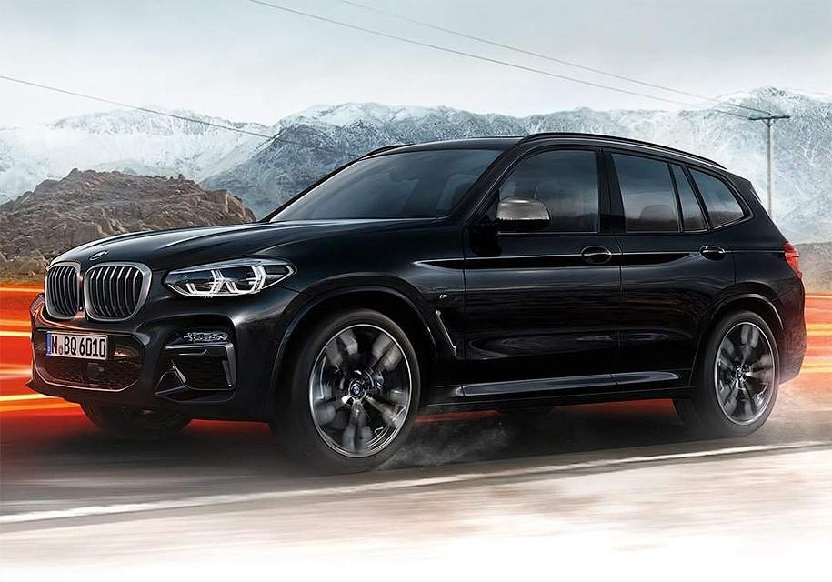 Новый BMW X3 рассекретили за два дня до премьеры