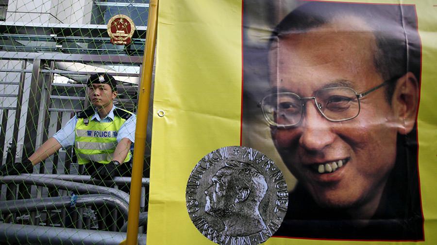 Лауреат Нобелевской премии ЛюСяобо освобожден изтюрьмы из-за рака печени