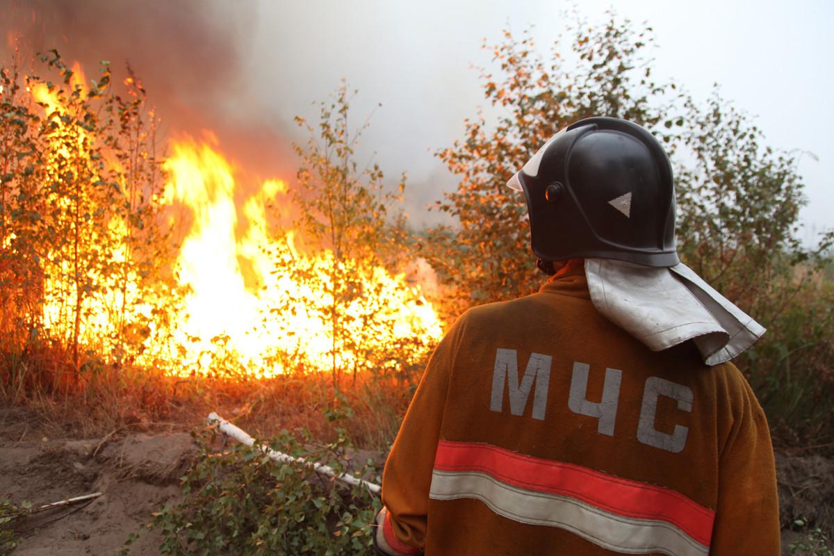 С27июня вЗабайкалье вводится режимЧС из-за лесных пожаров