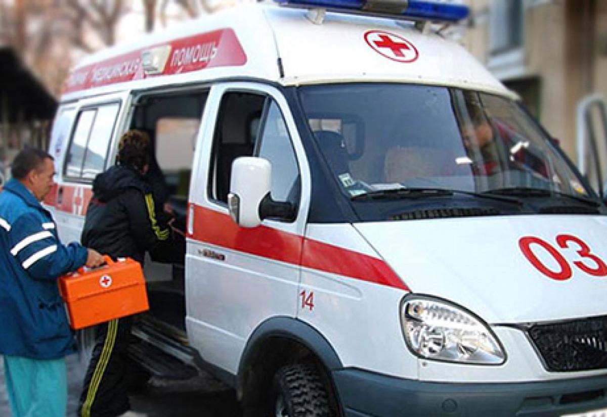 В столице шофёр «легковушки» сбил женщину сколяской