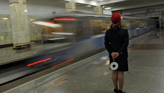 Насерой ветке московского метро произошёл сбой