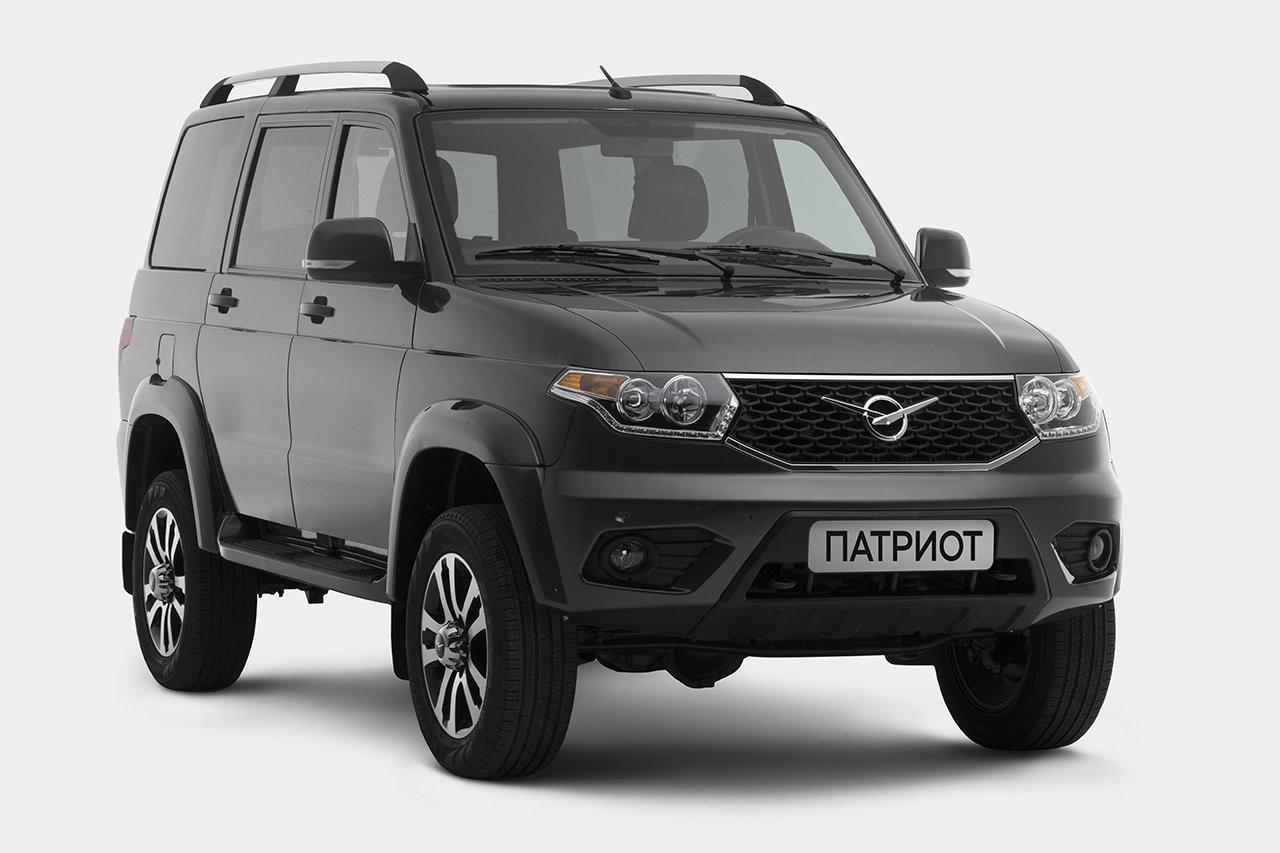 Беспилотный УАЗ «Патриот» получит косени новые функции