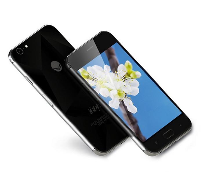 ВКНДР создали смартфон, очень схожий наiPhone