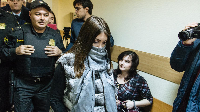 Стритрейсерша Багдасарян обратилась зазащитой кПутину