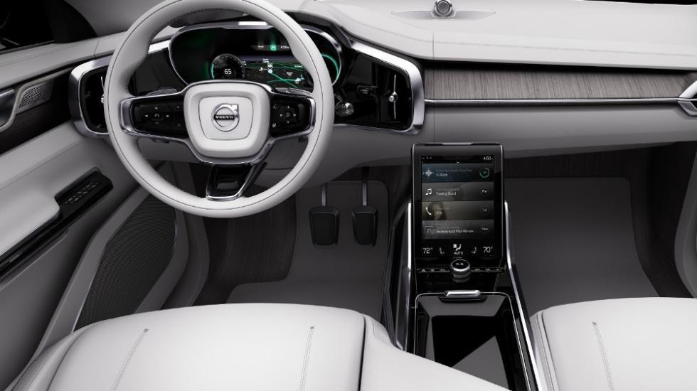 Вольво иNVIDIA совместно будут разрабатывать беспилотные автомобили