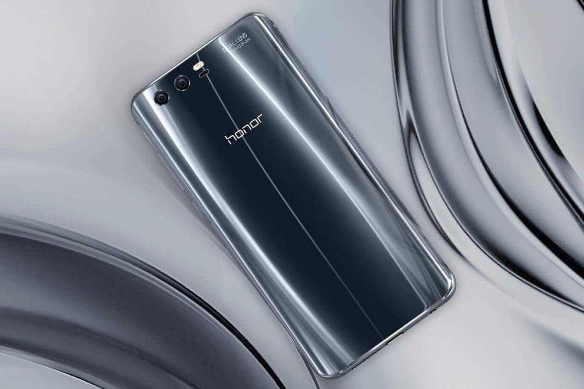 Huawei представил флагман Honor 9