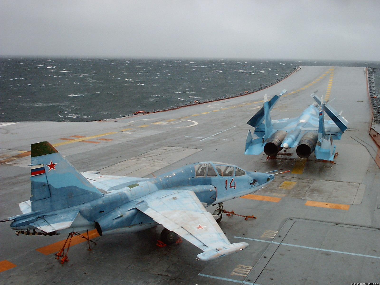 ОДК возобновила производство моторов для палубных истребителей Су-33