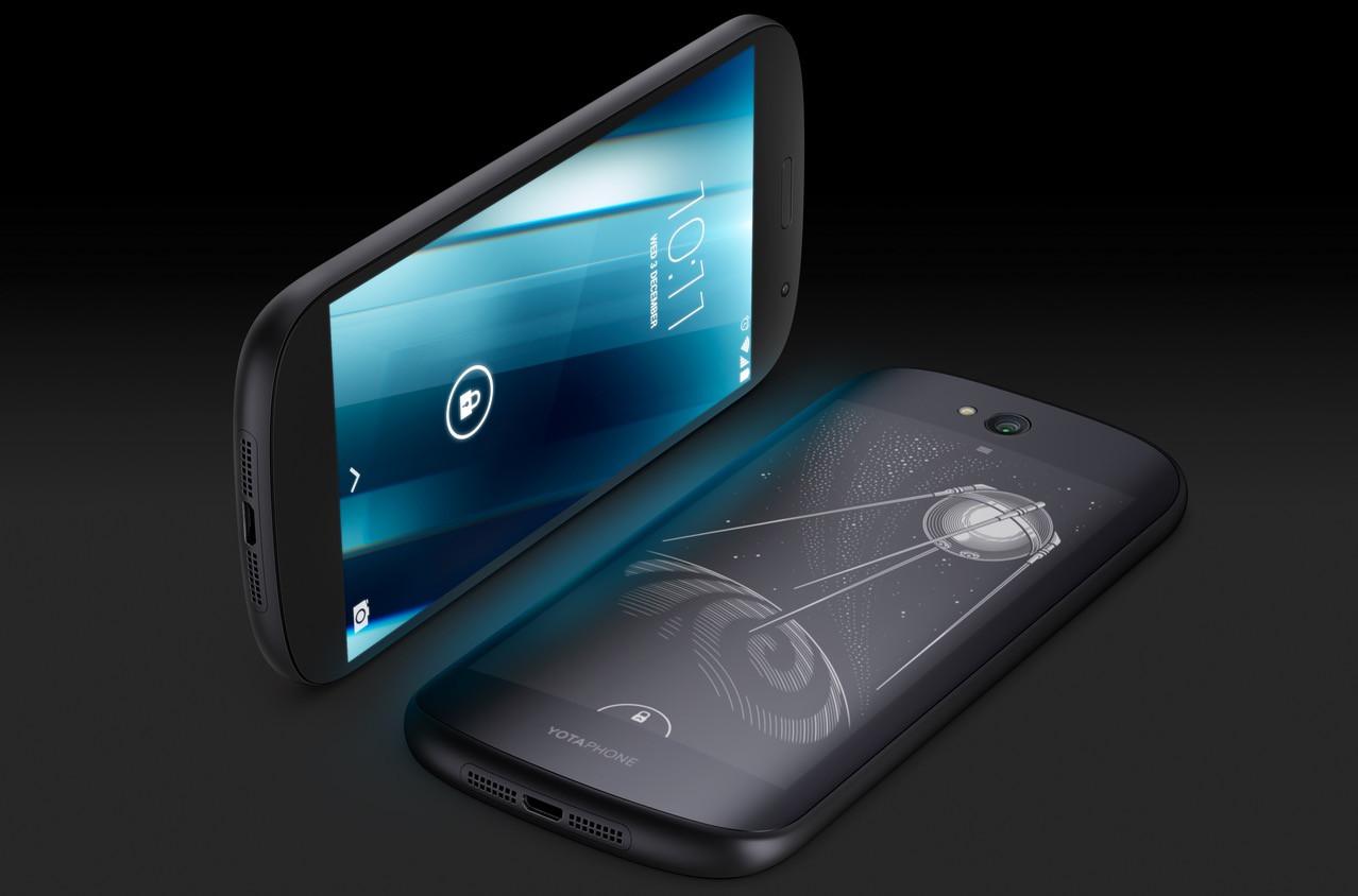 Смартфон YotaPhone 3 получит 64 ГБфлэш-памяти