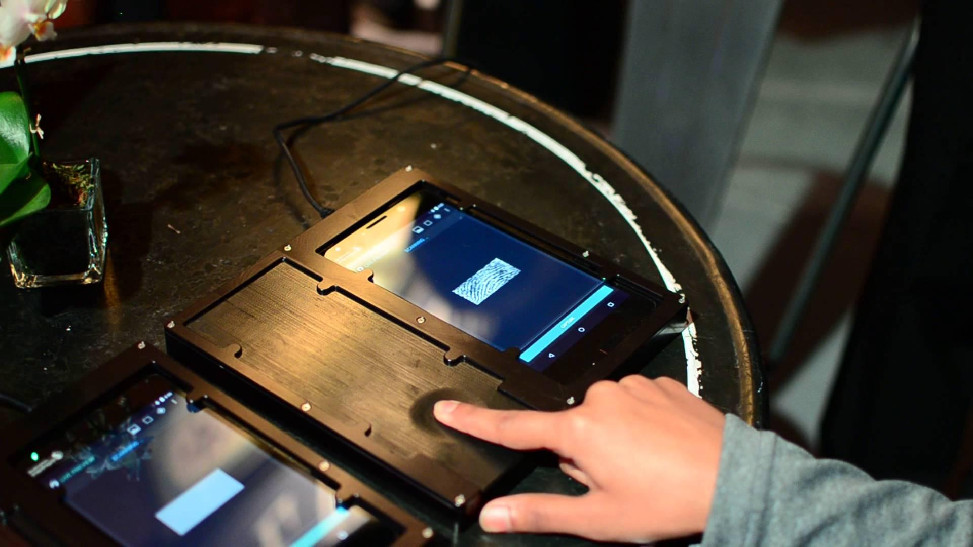 Qualcomm анонсировала работающий под водой сканер отпечатков