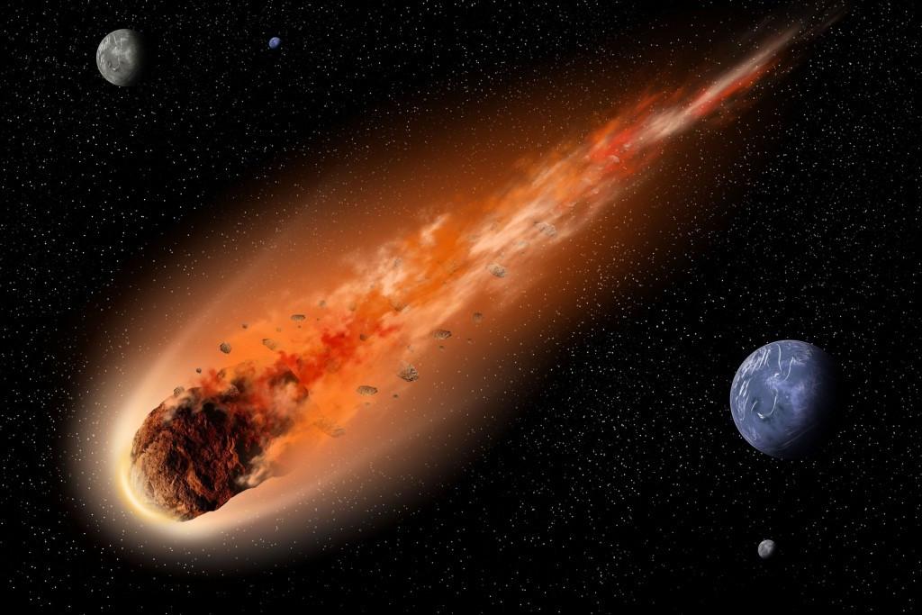 В 2022г  Землю ожидает  столкновение сосмертоносной кометой Энке— Ученые