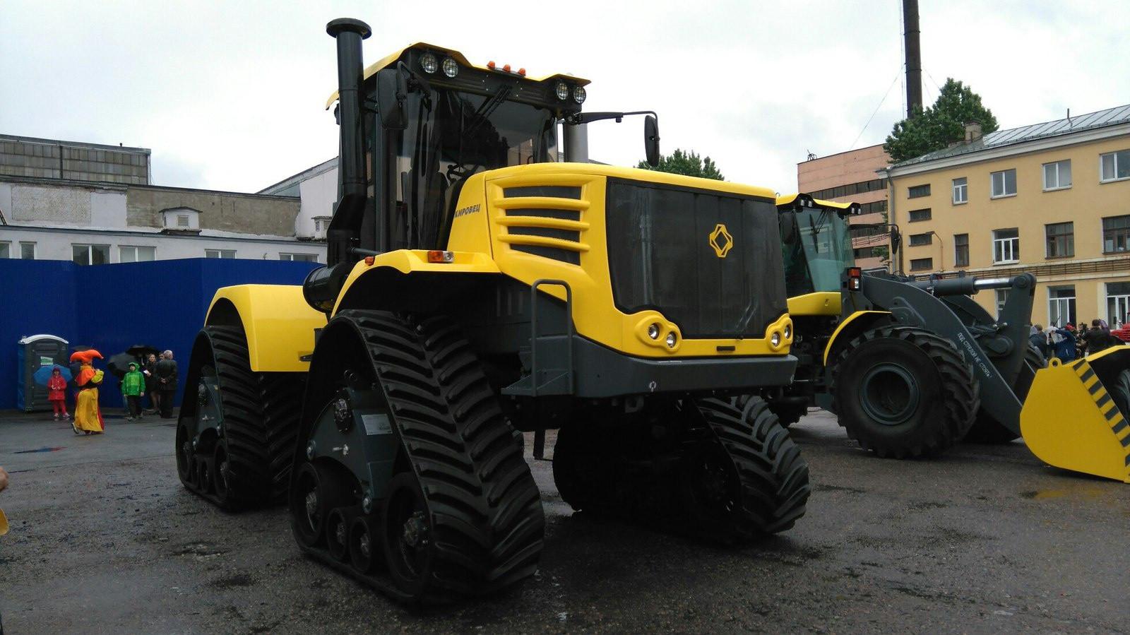 ВСамарской области могут появиться трактора «Кировец» скоробкой-автомат