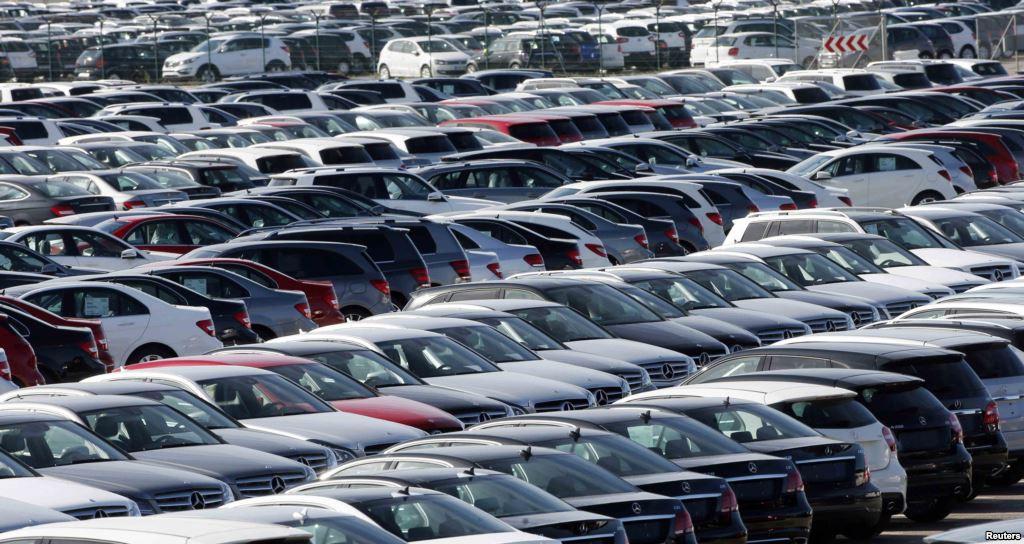 ВЕкатеринбурге прослеживается рост продаж легковых авто