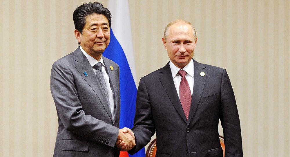 Путин насаммите G20 проведет полномасштабную встречу сАбэ