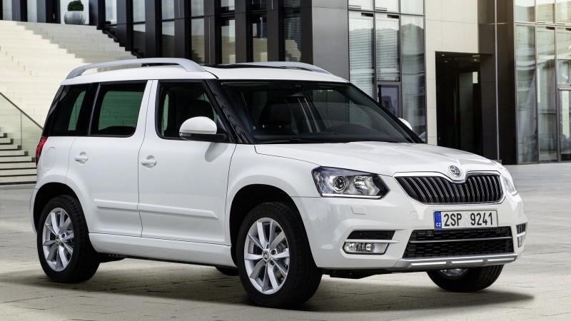 Шкода Yeti— самый экспортируемый вЕвропу из Российской Федерации автомобиль