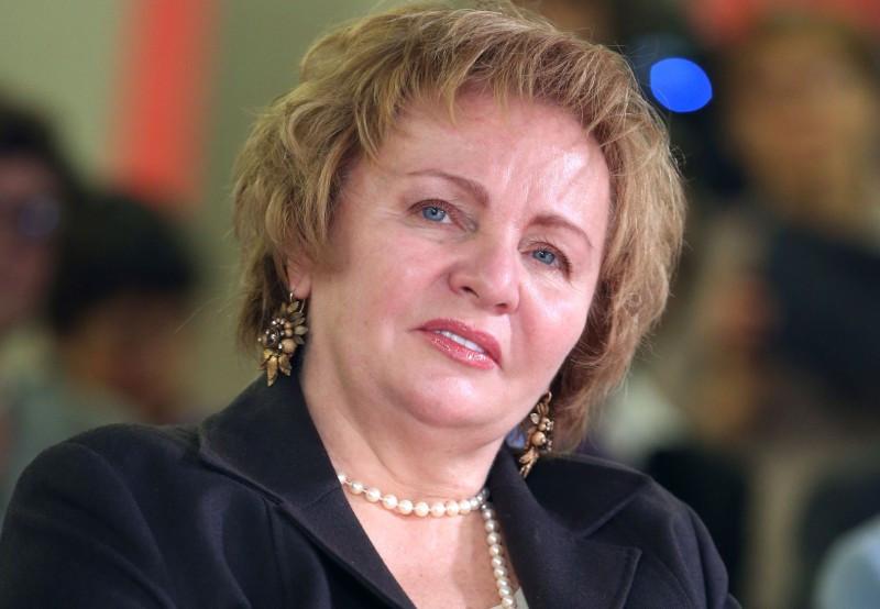 Фонд, который курирует Людмила В.Путина, отчитался о финансовом снабжении