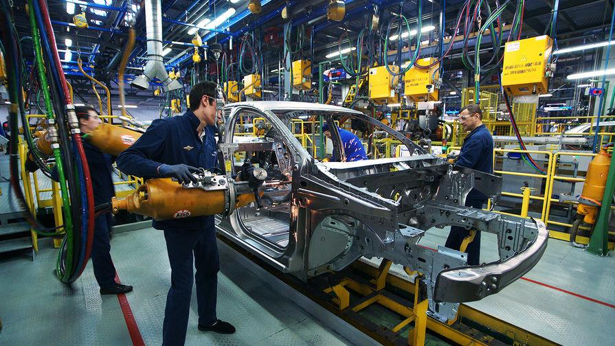 Волжский автомобильный завод планирует нарастить производство в этом году на21%