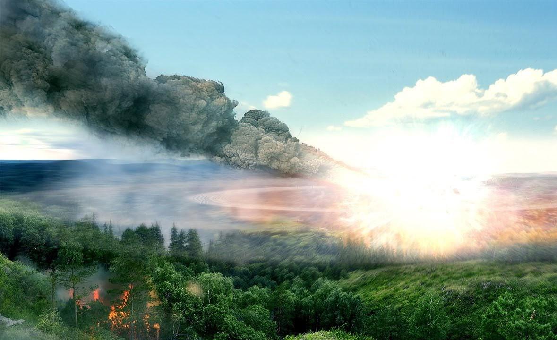 Русский ученый раскрыл тайну падения Тунгусского метеорита