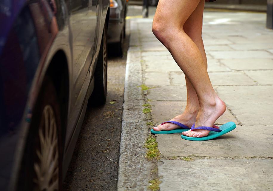 Форд выяснил, какая обувь самая удобная и рискованная для вождения