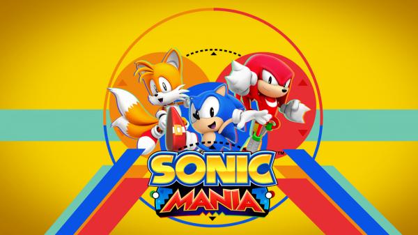 15 августа состоится премьера новой игры Sonic Mania