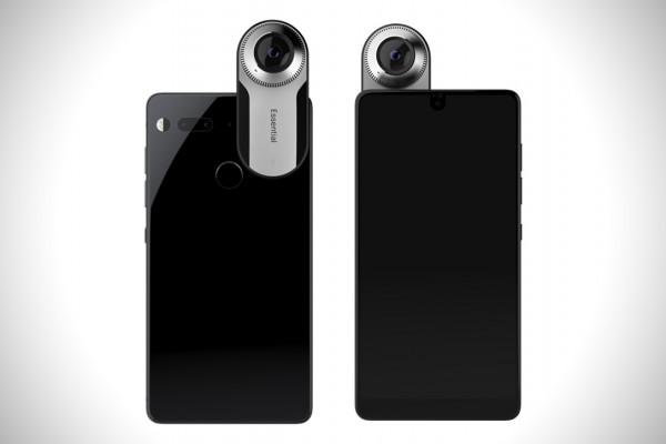 Смартфон Essential PH-1 от Essential Products представят на этой неделе