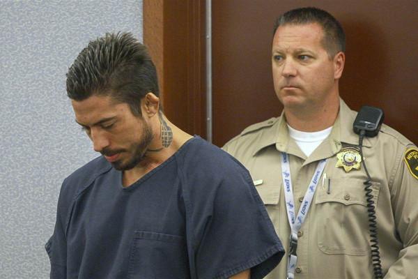 Экс-бойца  UFC приговорили к пожизненному заключению из-за избиения бывшей подружки