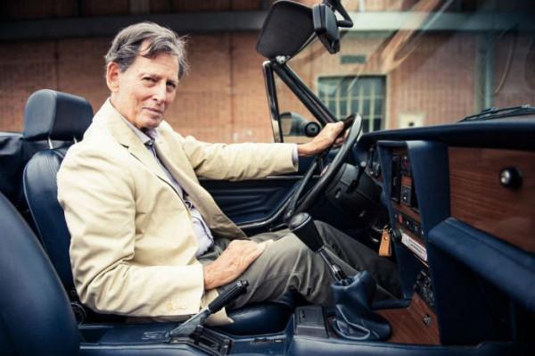 Скончался известный автомобильный дизайнер Том Тьярда