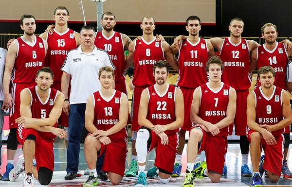 Три игрока «Локомотива-Кубани» вошли в состав национальной сборной