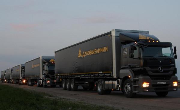 Компания «Деловые Линии» лидирует на российском рынке сборных грузов