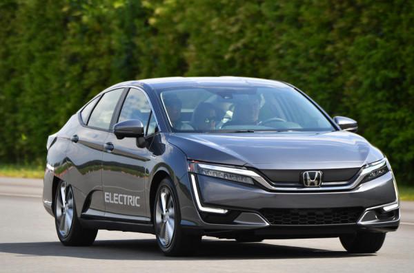 Honda в 2018 году выпустит два новых электрокара