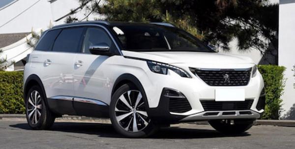 Обновленный кроссовер Peugeot 5008 доступен для заказа