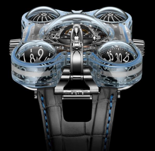 В Швейцарии MB&F изготовила одни из самых дорогих часов в мире