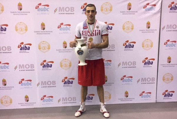 Российского боксера Кушиташвили не пустили в Харьков на ЧЕ