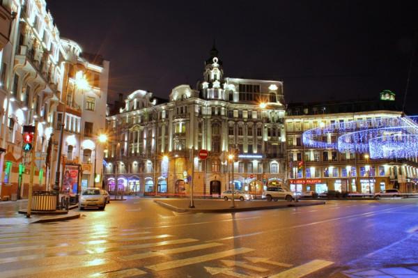 В Петербурге выявлены самые аварийные места