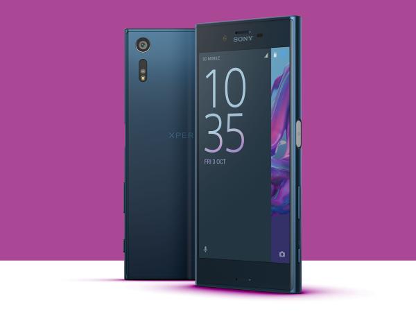 Сони XperiaXA Ultra начал обновляться до андроид Nougat