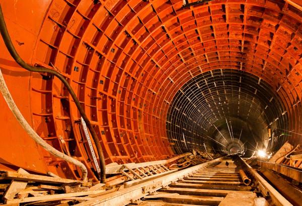 «Метрострой»: Фрунзенский радиус метро в Санкт-Петербурге могут сдать позже