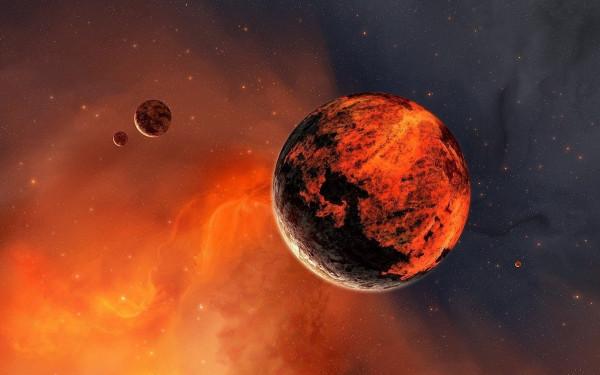 Видео «живого» Марса еще больше вдохновило ученых NASA на заселение планеты