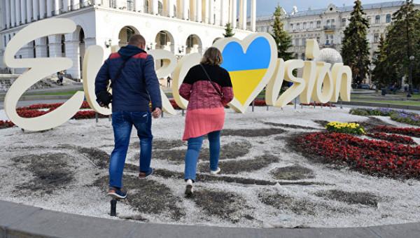 В Швейцарии арестован залог Украины за Евровидение