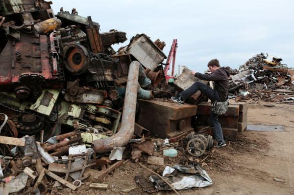 Подмосковные власти определились с местом вывоза мусора из Балашихи