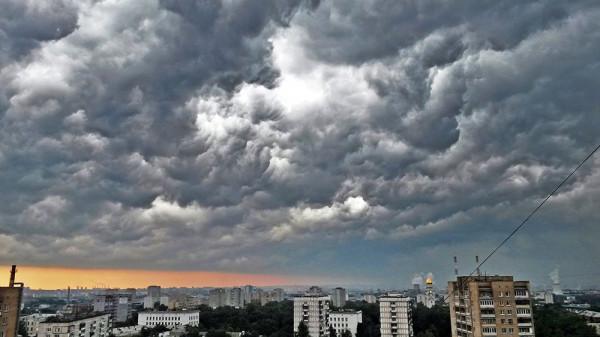 На выходных в Москву придет прохладная и облачная погода