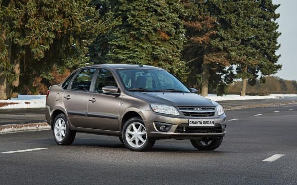 «АвтоВАЗ» вернул LADA Granta на рынок Украины